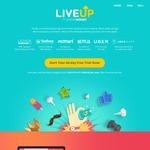 LiveUp by Lazada/RedMart