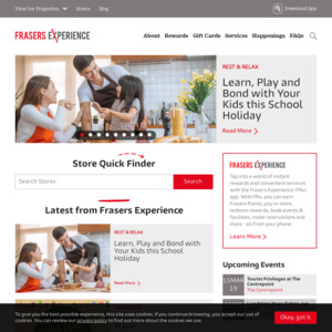 frasersexperience.com