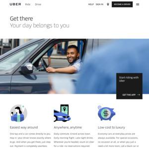 Uber SG
