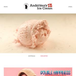 Andersen's of Denmark Ice Cream