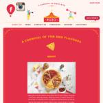 Pezzo Pizza Singapore