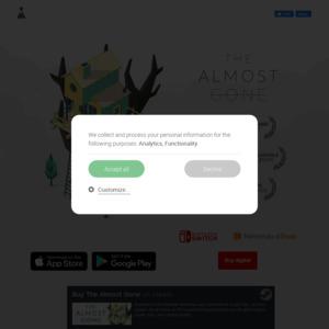 thealmostgone.com