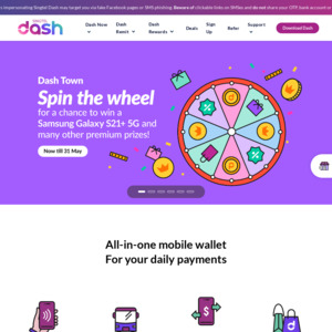 Dash by Singtel
