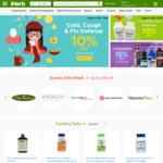 US $10 off (US $40 Minimum Spend) for New Customers at iHerb