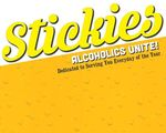 $2 all day for Beer Pints and Housepour Liquors at Stickies Bar (Tagore Lane)