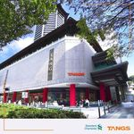 Spend $250 or More at TANGS (Paying with Standard Chartered Credit Card) and Receive a $25 TANGS Gift Card