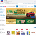 Win 1 of 2 Mazda 6 Sedans from FairPrice