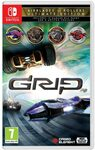 GRIP Combat Racing Switch for $12.71 + Delivery ($0 with Prime /$40 Spend) from Amazon SG