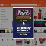 $10 Off $20 Min Spend (New Customers) or 10% Off Orders at Shopee (No Min Spend) at Shopee