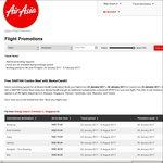 AirAsia - Singapore to Langkawi $34.18, Krabi $35.78, Kuala Lumpur $40, Penang $43, Phuket $45 + More