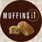 $1 Muffins at Cedele (Facebook Like Required)