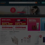 20% off for New Customers and 15% off for Existing Customers at SME Stores on Lazada (DBS/POSB Cards)