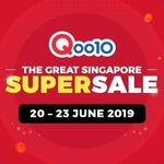 Qoo10 Coupons - $10 off When You Spend $60, $20 off When You Spend $120, $120 off When You Spend $1000