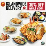 30% off Entire Menu at Manhattan FISH MARKET
