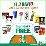 30% off Selected 7-Select Ready-to-Eat Products (from $1.40) at 7-Eleven