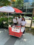 Free Ice Cream from H&M (Facebook Required, Orchard)