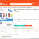 Pepsi/Mug Rootbeer (24pk) + Revive/Mirinda Strawberry/Lipton Ice Tea (24pk) for $10.90 Delivered from The Liquor Shop via Shopee