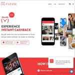 Free $5 Credit + Cashback Boost for New Customers at Fuzzie