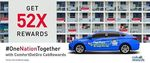 52x CabPoints on All ComfortDelGro Taxi Rides (CabRewards Members)