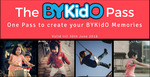 50% off Byokid Pass until 14/1/18