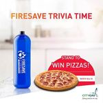 Win 1 of 12 Domino's Pizzas from City Gas