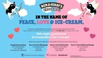 Ben & Jerry's Valentine's Day Offer: 1 for 1 Scoops of Ice Cream