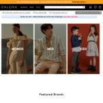 25% off First App Purchase at Zalora