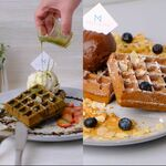 1 for 1 Waffles at Madlygood (Monday to Thursday, 12.30pm to 6pm)