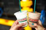 1 for 1 Handcrafted Drinks at Krispy Kreme