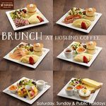 Win a Brunch Set from Hoshino Coffee