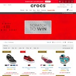 $30 off Min $60 Purchase - Crocs Online Store
