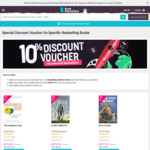 15% off Selected Bestsellers at Book Depository