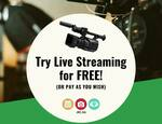 Pay as You Wish Live Streaming @ JRC