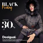 30% off Storewide at Desigual (Marina Bay Square)