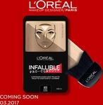 Win a L'Oréal Pro-Contour Palette from L'Oréal Paris