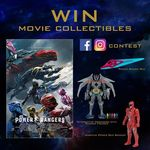 Win an Interactive Megazor with Range Figures, Power Sword & Morphine Power Red Ranger from Cathay Cineplexes