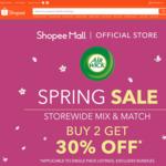 $15 off ($100 Minimum Spend) at RB via Shopee
