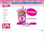 Baskin Robbins - 31% off All Handpacked Items (Available on The 31st of Each Month)