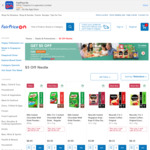 $5 off ($50 Min Spend) on Participating Nestle Products at FairPrice On