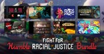 HumbleBundle: Fight for Racial Justice Bundle (100% to Charity) $1,200 USD Worth of Games, Books, and Comics for $30 USD