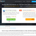 [MAC] Free: MacX DVD Ripper Pro @ MacX DVD