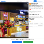 12pc Chicken for $12 at Shake Shake In A Tub (AMK Hub, Facebook/Instagram Required)