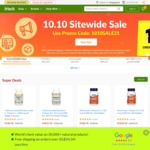 10% off Sitewide (US $50 Min Spend) at iHerb