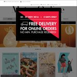Free Delivery on All Orders at Metro Online
