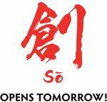 1 for 1 Ramen at Sō Ramen
