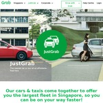 $5 off 5x JustGrab Rides with Grab (after Taking 1 Full Fare JustGrab Ride)
