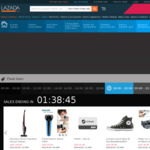 18% off Sitewide at Lazada (HSBC Credit Cards) [Black Friday]