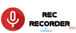 [Android] Rec Recorder PRO (No Ads) - Free on Google Play
