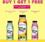 1 for 1 Bottled Soymilk (from $2.30) at Jollibean [from 3pm Daily]