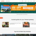 $12 off ($150 Min Spend) Vietnam Activities at Klook